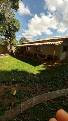 Casa de conto de fada no Paraiso - Alto Paraíso de Goiás - Talo