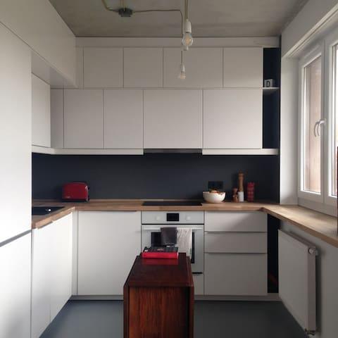 Mieszkanie w stylu loft - Wrocław - In-law