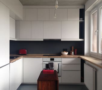 Mieszkanie w stylu loft - Breslau - Einliegerwohnung