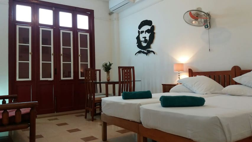Entire Apartment by Capitolio Old Havana sleeps 2