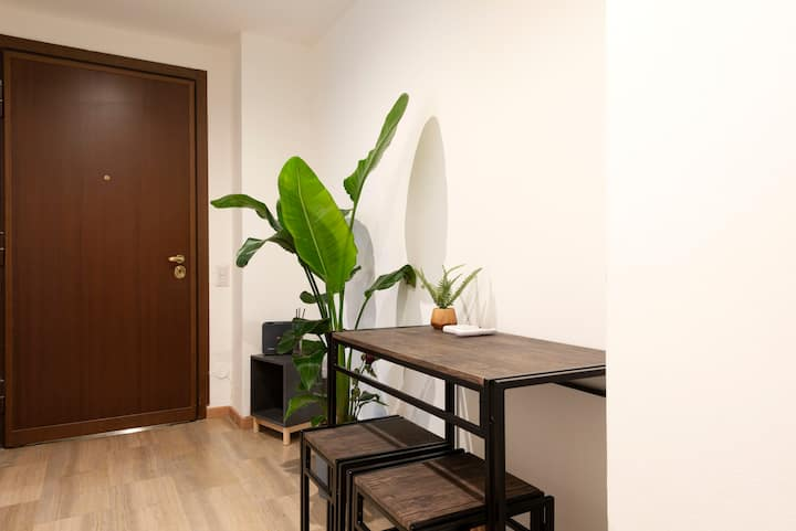 Shared Room with Ensuite Bathroom and Balcony