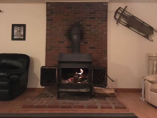 Spacious home minutes from Hunter Mtn. - Tannersville - Ev