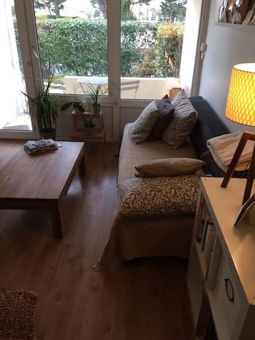 Appartement à deux pas de la plage - Châtelaillon-Plage - Departamento