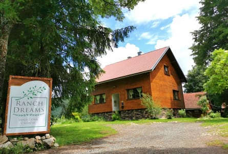 Ranch Dreams apt near Plitvice Lakes