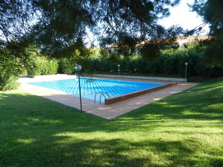 IL GIARDINETTO - apartment with wi-fi, airco, pool