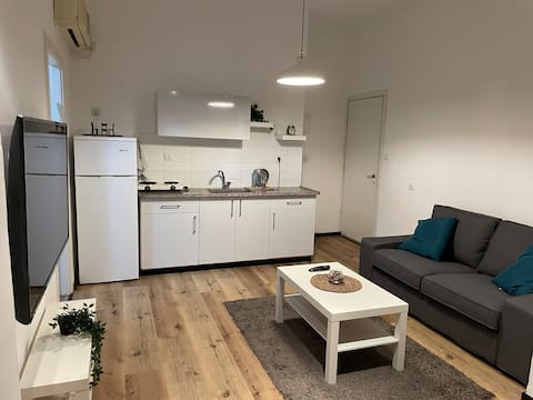 Upscale boutique apartment in the city center