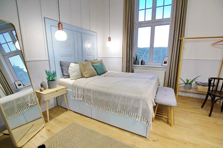 Superior Apartment #1 at Deák square | AC