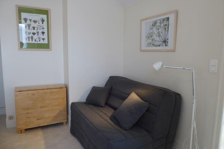 studio avec vue sur les coteaux champenois - Dormans - Daire