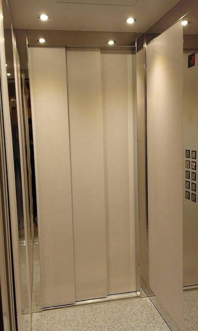 ascensore nuovo