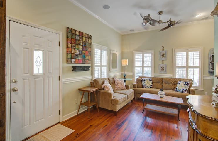 Downtown Home, Steps from Upper King St - 1F