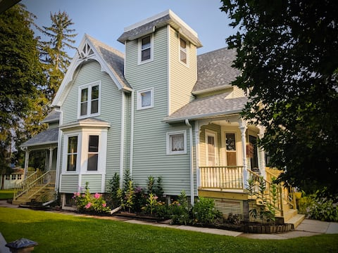 Updated Victorian in the Heart of Sheboygan