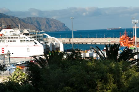 Marina Suite in the heart of Santa Cruz - Santa Cruz de Tenerife