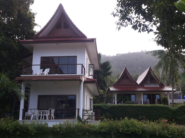 Tulip Villa, 3 bedroom Oceanview - Koh Chang - Ev