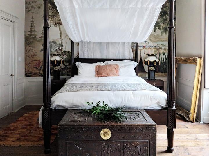 The Botanist's Room: Classic Huguenot Georgian BnB