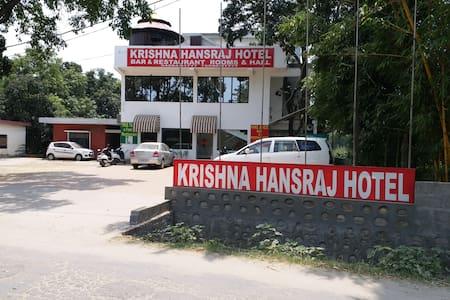 Krishna Hansraj Hotel