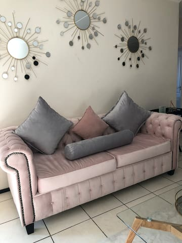 SANITIZED CORONA FREE cosy and comfortable