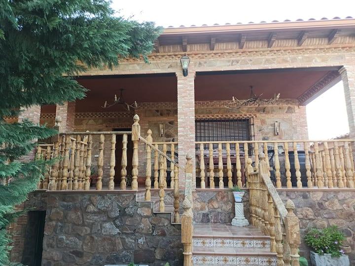 Casa en Cabañeros