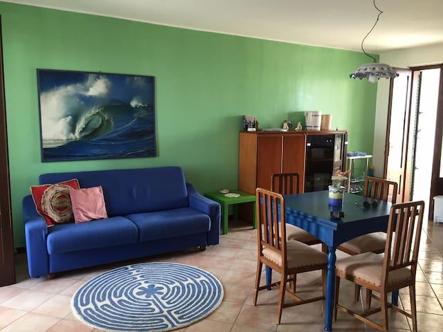 Splendido appartamento panoramico