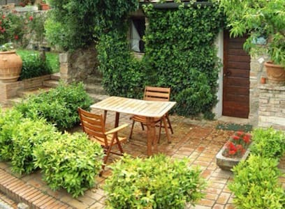 Old house in Siena's country - Orgia - Apartament