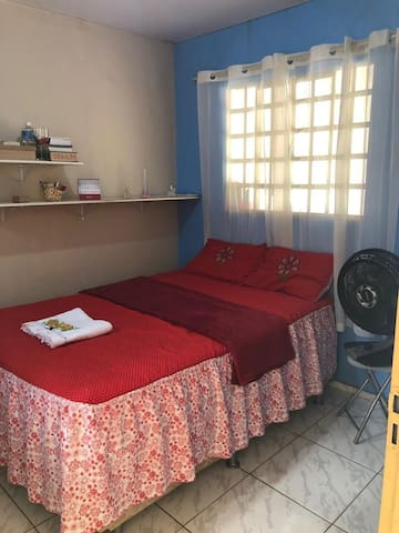 Espaço confortável (só para mulheres)