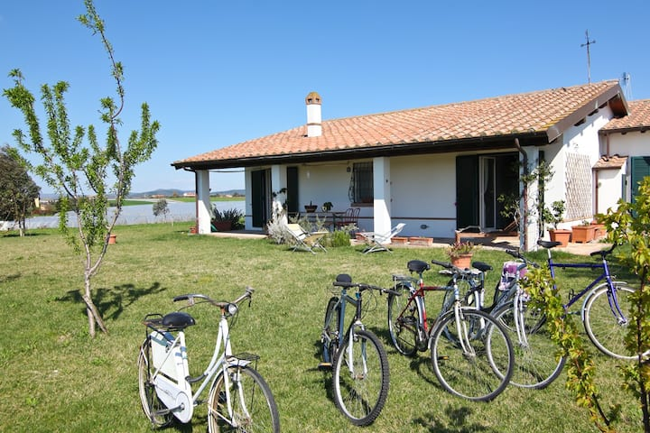 your country home in Maremma: Casa delle ginestre