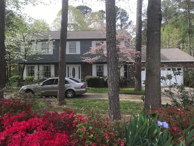 A Peaceful Neighborhood Home