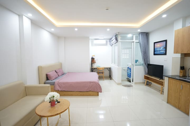 Small beautiful apartment fully equipped - 101 BT
