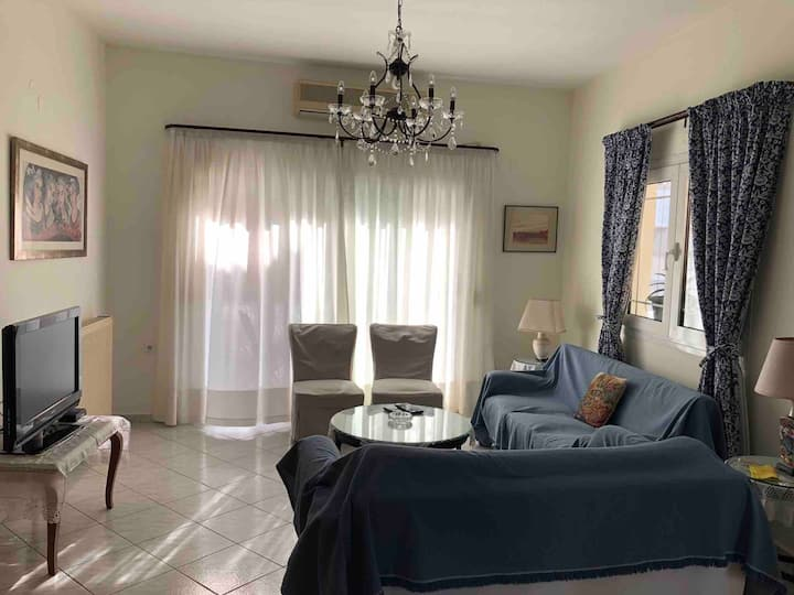 Cosy apartment  in the suburbs of Heraklion city