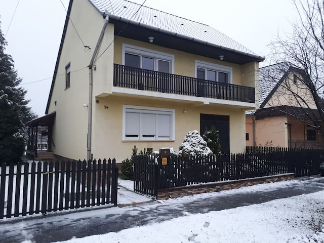 Tiszafa Apartman