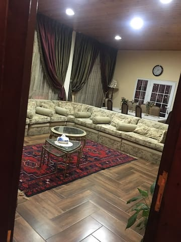 Room or apartment for rent