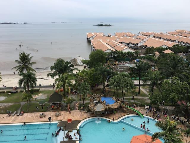 Port Dickson Glory Beach Resort