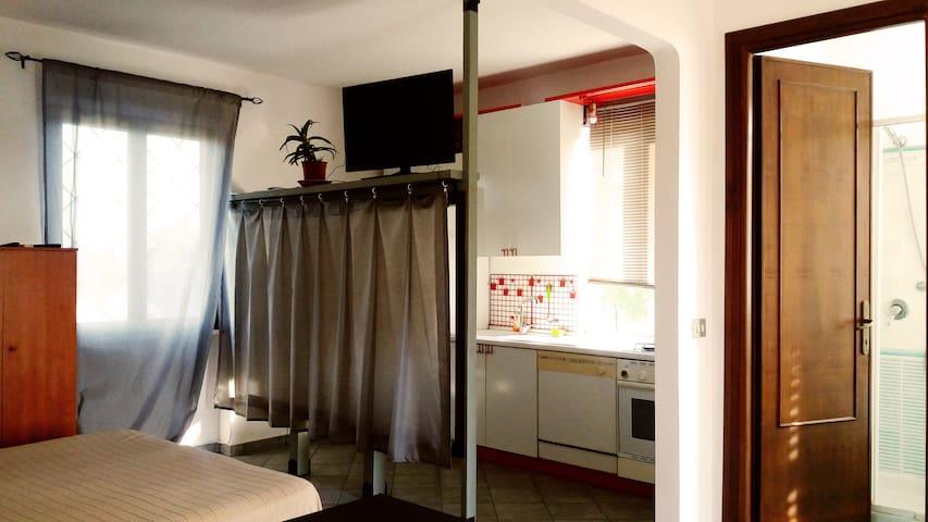 Appartamento Fiera di Roma - Piana del Sole - Appartement