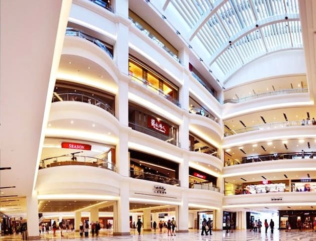Landmark Mall For DSummit