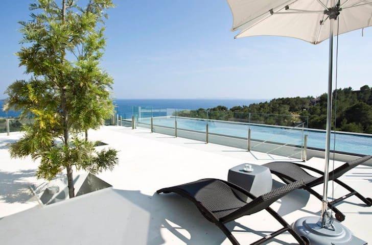 Luxury Designer Villa in Cap Martinet Ibiza