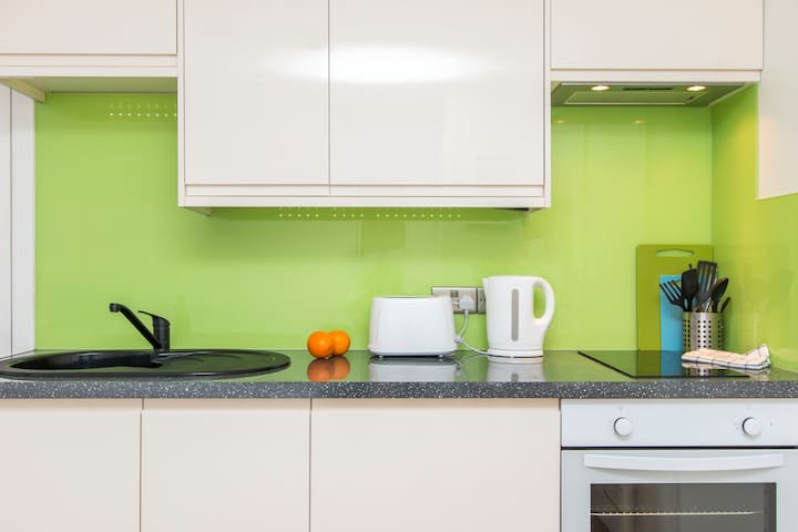 contemporary serviced city studio apartment - Bristol - Apartament