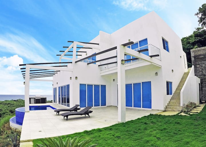 Ocean View House #2 at Surf Ranch Popoyo