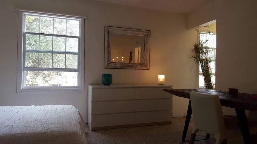 Beautiful studio on Lake Magdalene - Tampa - Apartamento