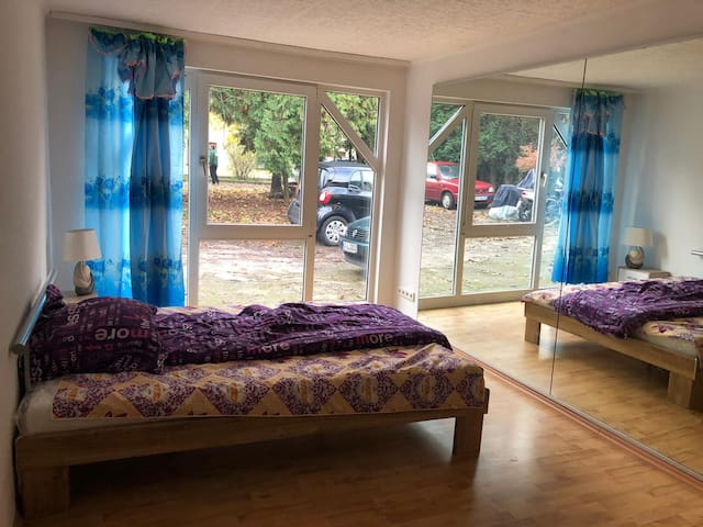 Große und helle Wohnung in Eppelheim, nähe HD