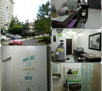 Camella Northpoint Cozy Studio Unit - Davao City