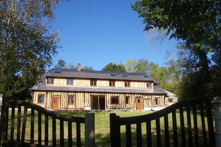 Maison de campagne normande