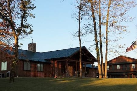 Beautiful Bed & Breakfast Lodge w/Views! Room #1