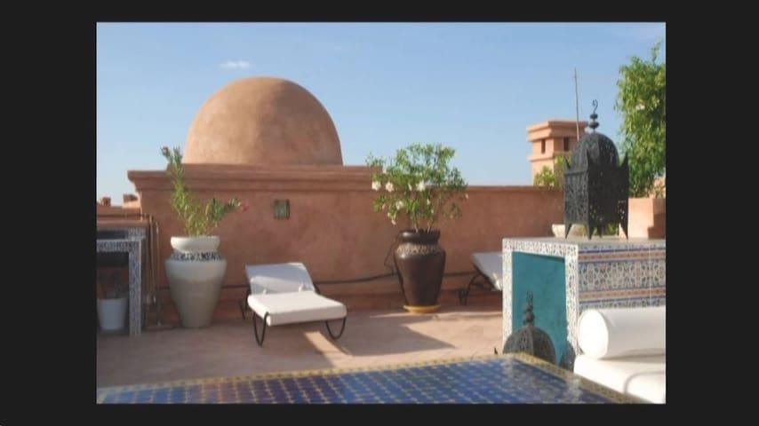 Wonderful Duplex in Atlas Golf Resort with pool!