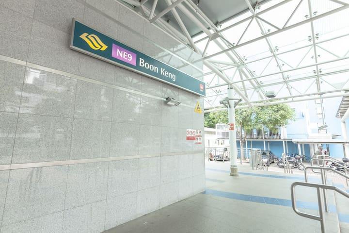 3BR Beside Purple Line MRT (ers)
