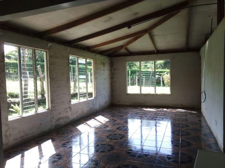 Casa cerca del Lago Arenal. Ranchitos. Tilarán