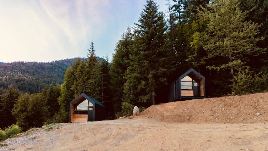 Rossland staycation: Family-friendly cabin