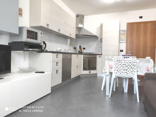 Casa Daniele,Zona Tranquilla Rovereto Trento