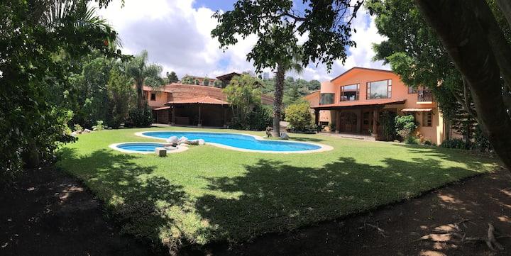 Casa Loma del Sol 17 huéspedes