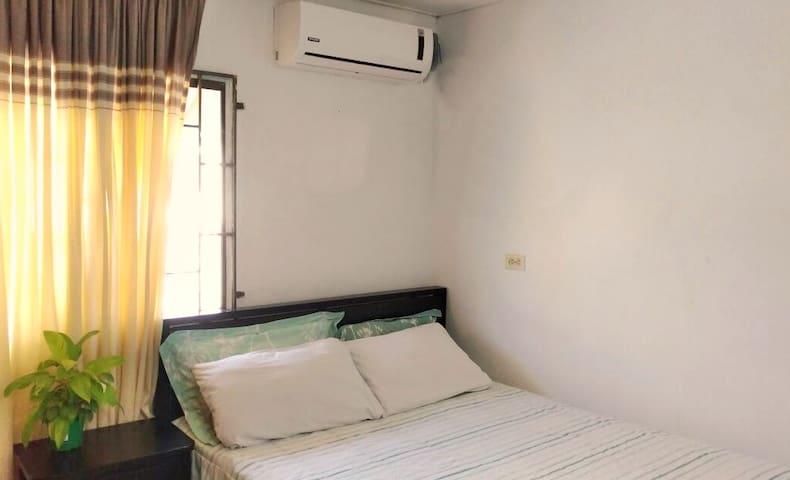 Cómoda habitación - Barranquilla - Haus