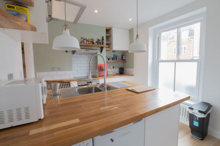 Affordable luxury in happening Bristol