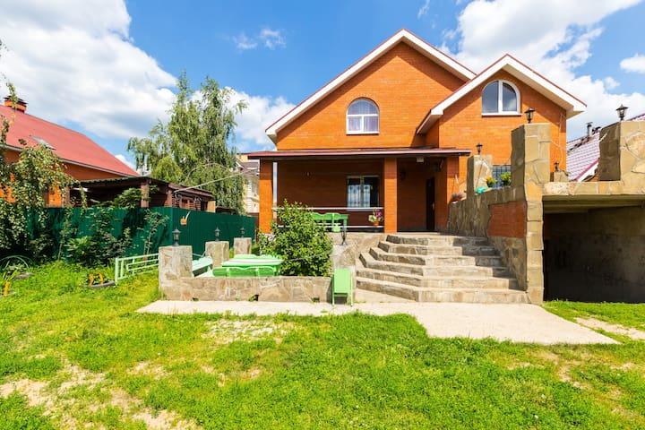 Дом Бисерово 18 км. от МКАД у озера для друзей - Biserovo - Talo